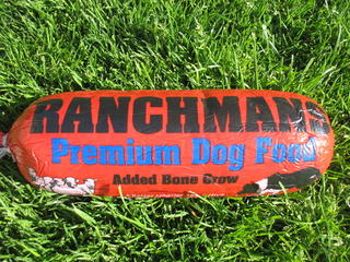 RANCHMANS Premium 2.4kg Dog Roll - single