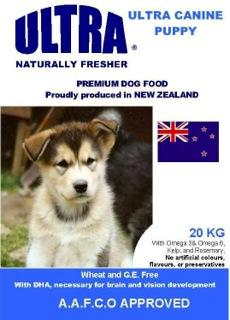 PUPPY Full Diet - 20kg