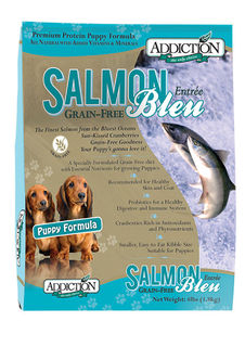PUPPY ADDICTION 1.8 KG SALMON