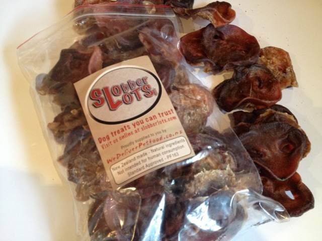 Dried Pork Snouts - 100 pack