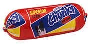 Superior Chunky Chicken 2.2kg Dog Roll - single